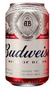 Budweiser 24 Pk Cans