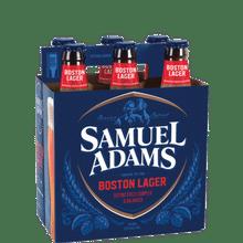 Sam Adams Lager 6 Pk Bottles
