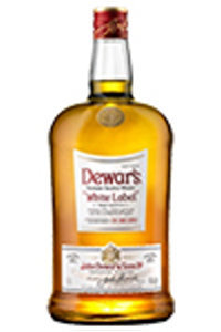 Dewars White Label Scotch 1.75 L