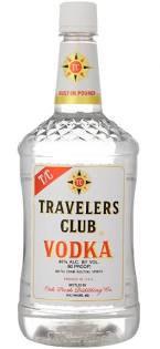 Travelers Vodka 1.75 L