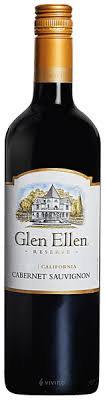 Glen Ellen Reserve Cabernet 750 ml