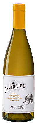 AU Contraire Russian River Chardonnay 750 ml