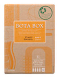 Bota Box Pinot Grigio 2018 3 LTR
