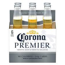 Corona Premier 6 Pk Bottles