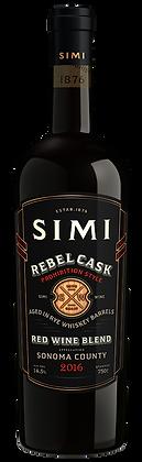 SIMI Rebel Cask red Blend 750 ml