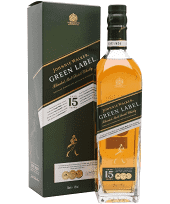 Johnnie Walker Green  Label Scotch 750 ml