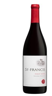 St. Francis Russian River Pinot Noir 750 ml