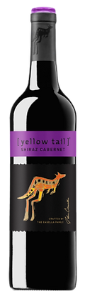 Yellow Tail Cabernet/Shiraz 750 ml