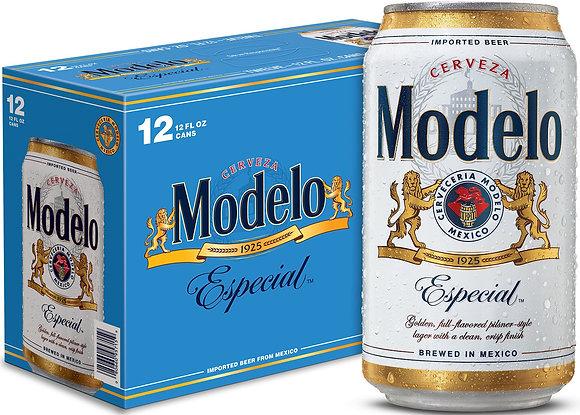 Modelo Especial 12 Pk Cans