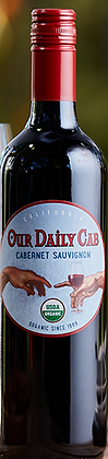 Our Daily Organic Cabernet 750 ml