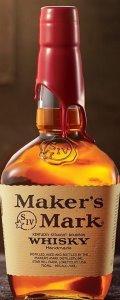 Maker's Mark Bourbon Whiskey 750 ml