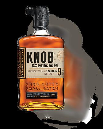 Knob Creek Straight Bourbon 750 ml