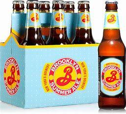 Brooklyn Summer Ale 6 Pk Bottles