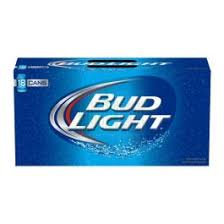 Bud Light 18 Pk Cans