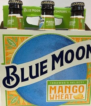 Blue Moon Mango Heat 6 Pk Bottles