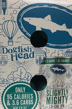 Dogfish Head Slightly Mighty Low Calary  IPA 6 Pk Cans