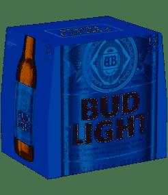 Bud Light 12 Pk Bottles