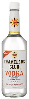 Travelers Vodka 1 L