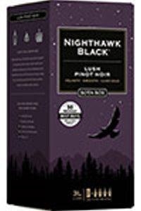 Bota Box Nighthawk Black Lush Pinot Noir 2018 3 LTR