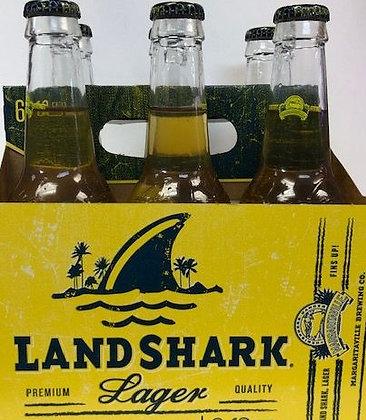 Land Shark Lager 6 Pk Bottles