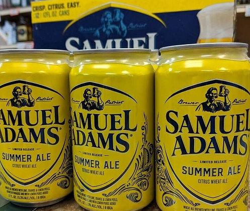 Sam Adams Summer Ale 12 Pk Cans