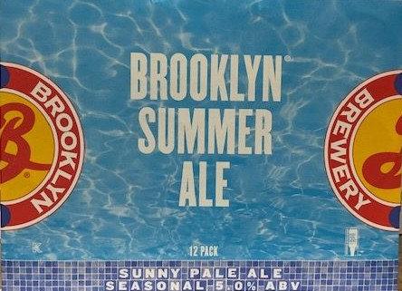 Brooklyn Summer Ale 12 Pk Cans