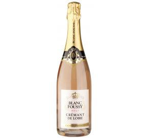 Blanc Foussy - Cremant De Loire - Brut Rose 2018