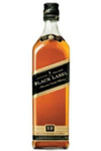 Johnnie Walker Black Scotch 750 ml