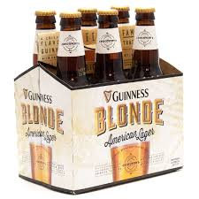 Guinness Blonde 6 Pk Bottles