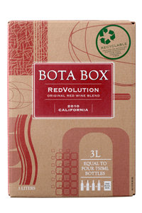 Bota Box Red-Volution 3 LTR