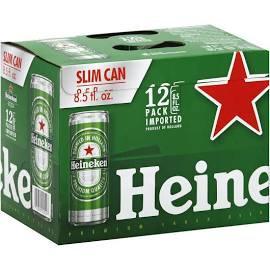 Heineken 12 Pk Cans