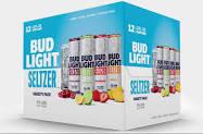 Bud Light Seltzer Variety 12 Pk Cans