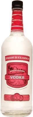 Pride & Clark Vodka 1.75 L