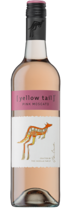 Yellow Tail Pink Moscato 750 ml