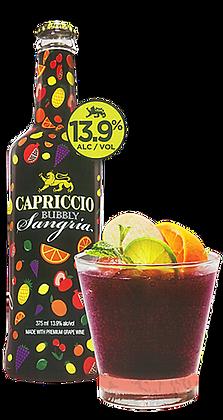 Cappriccio Sangria Red 4 Pk 500 ml