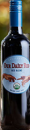 Our Daily Organic Red 750 ml