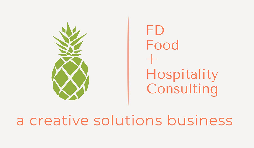 FD Food and Restaurant Consulting; FD Food and Hospitality Consulting; divinAmerica consulting