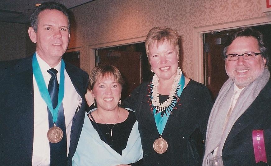 James Beard Awards Gala M. Divina, Thomas Keller, Norman Van Aken