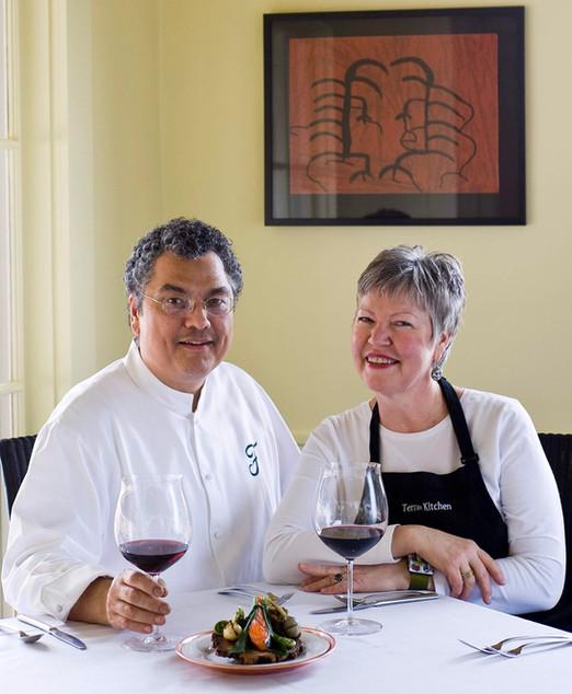Fernando Divina, Marlene Divina Food Consultants