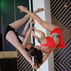 formation pole dance lyon niveau inter.j