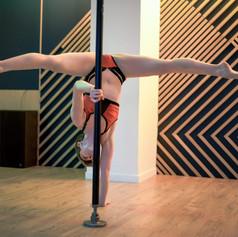 se former a la pole dance