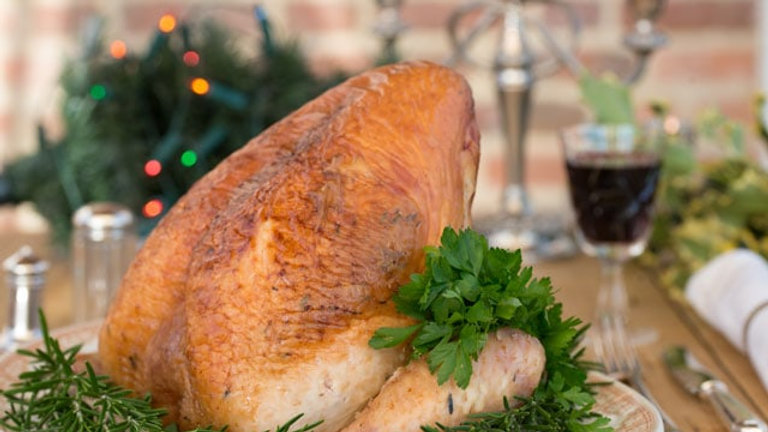 Organic Free Range Bronze Turkey Crown 4 kg - to - 5 kg