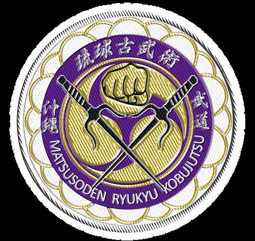 Matsusoden Kobukan Kobujutsu Sensei Patch