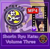 Matsubayashi Shorin Ryu Karate Volume 3.