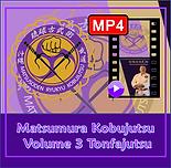 Matsumura Seito Kobujutsu Volume 3 Tonfa