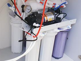 Aqua -Jak upravujeme vodu k výrobě Vitestinu