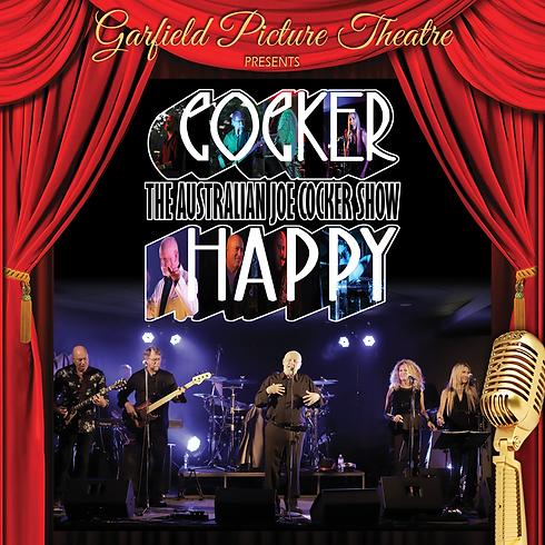COCKER HAPPY – Saturday 3rd July