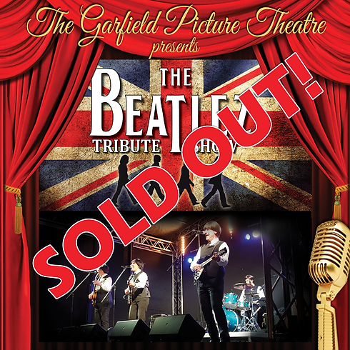 SOLD OUT! THE BEATLEZ TRIBUTE SHOW – Saturday 22nd June