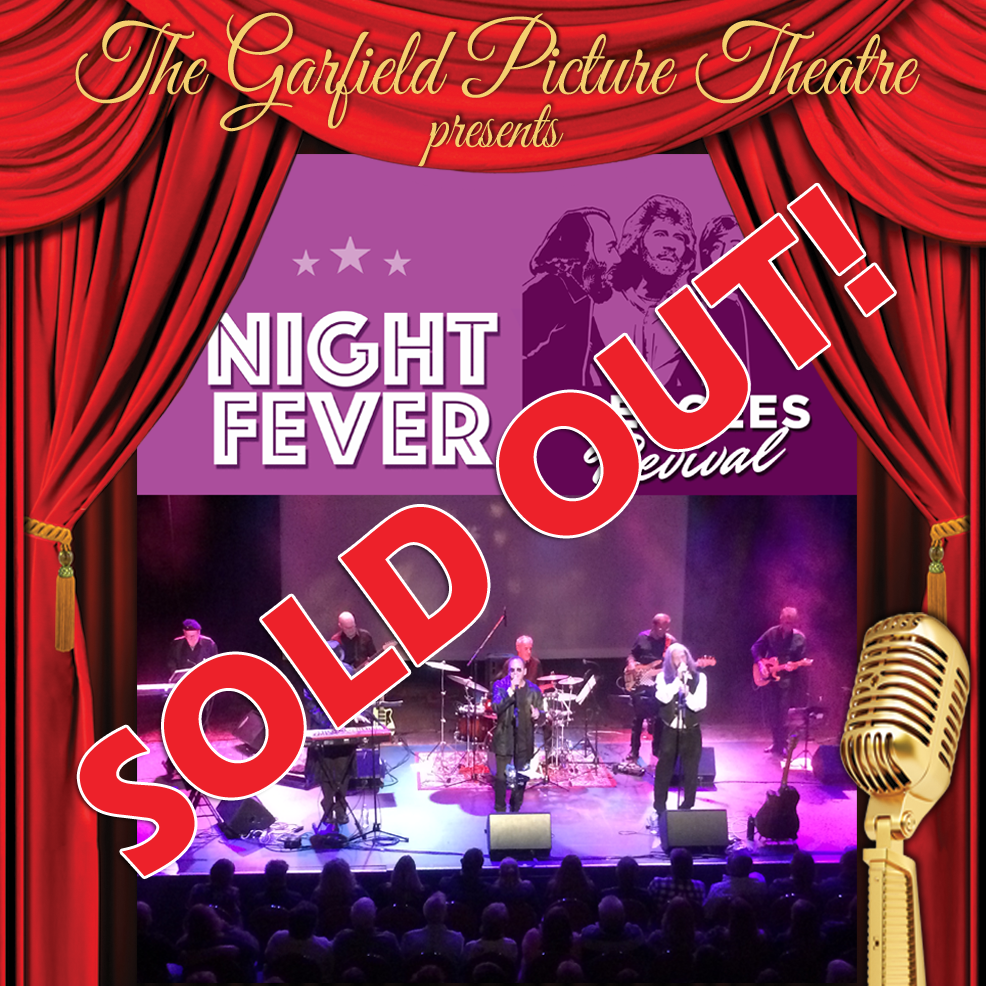Night Fever Bee Gees Revival