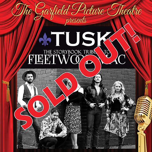 SOLD OUT! STORYBOOK TRIBUTE TO FLEETWOOD MAC – Saturday 7th September